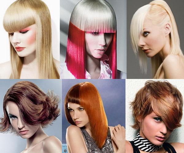 Колорирование волос Киев
