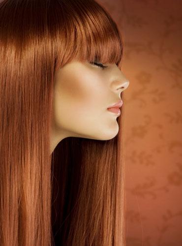 Наращивание волос в салоне красоты Киев